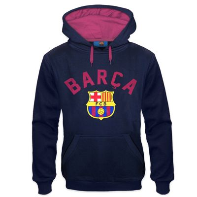 FC Barcelona Mens Hoody Large