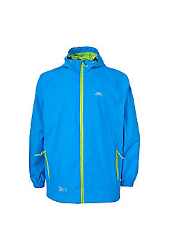 Trespass Qikpac Packaway Waterproof Jacket - Blue
