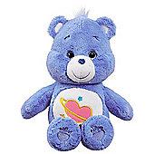 Care Bear Medium Plush With DVD - Day Dream Bear