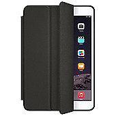 Apple Aniline-dyed Leather Smart Case (Black) for iPad Mini