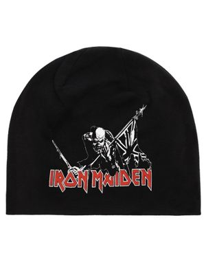Iron Maiden The Trooper Black Beanie