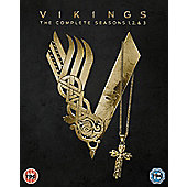 Vikings, The Season 1-3 DVD