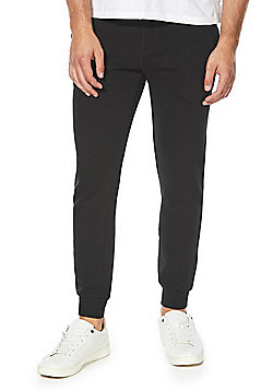 F&F Skinny Joggers with As New Technology - Black