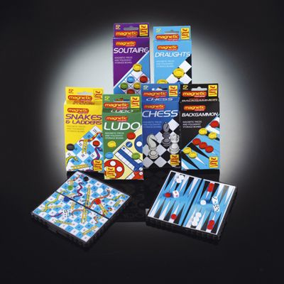Magnetic Travel Games - Ludo