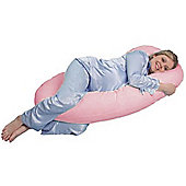 PreciousLittleOne 12ft Body & Baby Support Pillow (Pink)