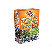 DOFF Growmore Multi-Purpose Plant Food 1.25kg