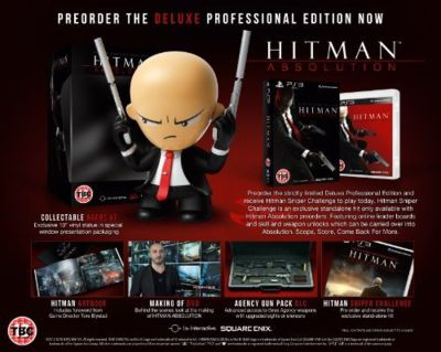 Hitman - Absolution - Deluxe Professional Edition