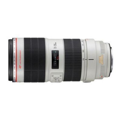 Canon 2751B005AA EF 70-200mm f/2.8L IS USM Telephoto Zoom Lens