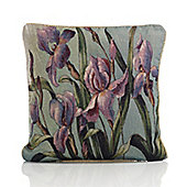 Alan Symonds Tapestry Iris Cushion Cover - 45x45cm