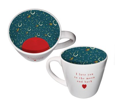 Inside Out Mug, Love You To The Moon