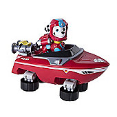 Paw Patrol Sea Vehicle with Marshall