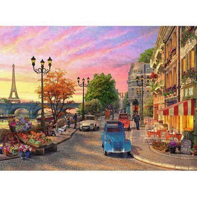 A Paris Evening - 500pc Puzzle