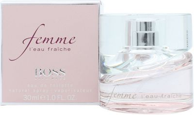 Hugo Boss Femme L'eau Fraiche Eau de Toilette (EDT) 30ml Spray For Women