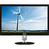 "Philips S-line 271S4LPYEB 68.6 cm (27"") LED Monitor - 16:9 - 5 ms"