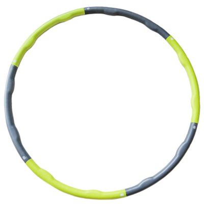 Andrew James Hula Hoop Weighted for Adults Exercise & Fitness Routines - Green