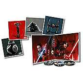 Star Wars: The Last Jedi BIG SLEEVE EDITION (2D BLU-RAY, UHD AND 2D BLU-RAY BONUS DISC)