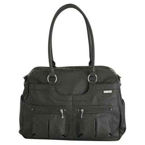 JJ Cole Satchel Changing Bag, Liquorice