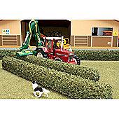 Brushwood Bt2073 Scalextric Hedges (2X) - 1:32 Farm Toys