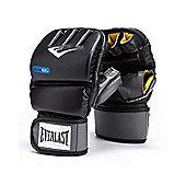 Everlast Wrist Wrap Heavy Bag Gloves - Evergel