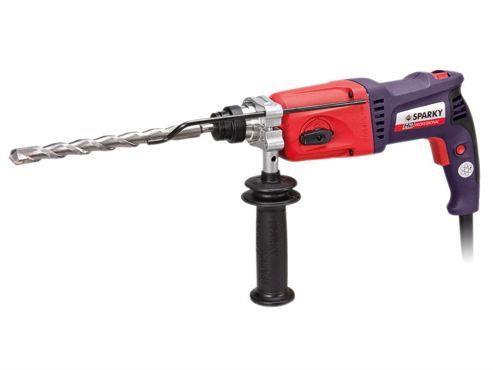 Sparky BPR 260E SDS 3 Mode Rotary Hammer Drill 800 Watt 110 Volt