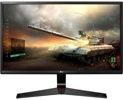 LG 24MP59G 24 IPS Full HD Gaming Monitor