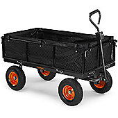 VonHaus 600KG Mesh Garden Cart