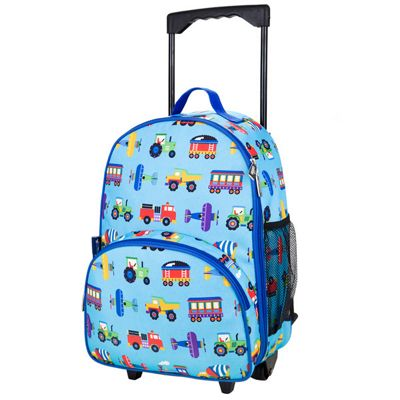Children's 2-Wheel Suitcase, Transport