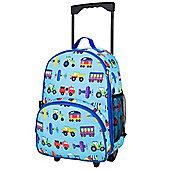 Children's 2-Wheel Suitcase, Transport