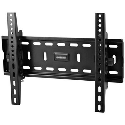 Medium Tilting Black LCD Wall Mount Bracket - 26 inch - 37 inch TV s
