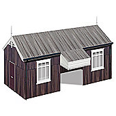 Hornby Skaledale R9821 Wayside Hault Building - Oo Gauge Buildings