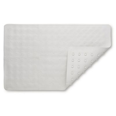 BabyDan Non Slip Suction Large Rectangle Bath Mat