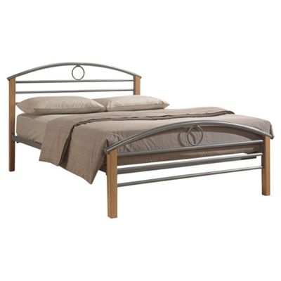 Elan Beds Pegasus Bed Frame - Double (4' 6