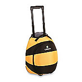 LittleLife Wheelie Kids' Duffle Bag, Bee