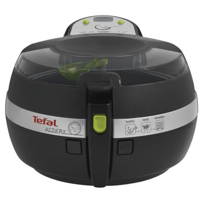Tefal ActiFry Low Fat Electric health Fryer, 1 Kg - Black