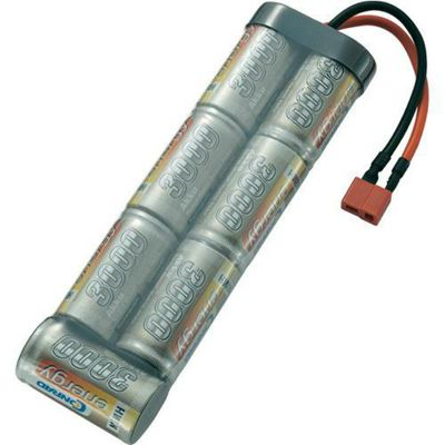 Conrad NiMH Racing Pack 8.4v 3000mah T-Bush