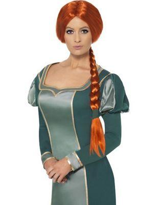 Smiffy's - Princess Fiona Wig