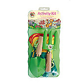 Little Pals Junior Garden Activity Kit Green