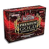 Yu-Gi-Oh! 13618S Yu-Gi-Oh! Premium Gold 3 Booster Box