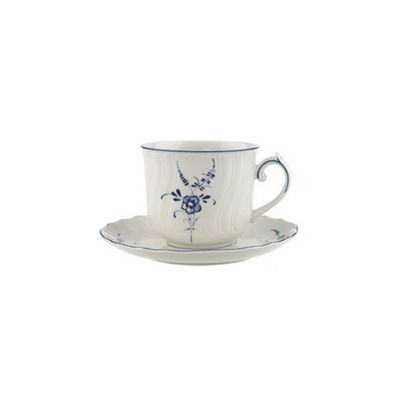 Villeroy & Boch Old Luxembourg Breakfast Cup Saucer
