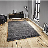 Loft Shaggy Rug - Grey