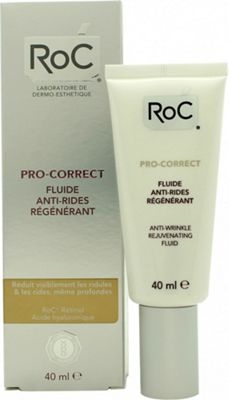 Roc Pro-Correct Anti-Wrinkle Rejuvenating Fluid 40ml