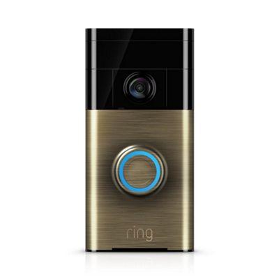 Ring Video Smart HD Camera Wifi Doorbell