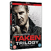 Taken 1-3 DVD Box Set