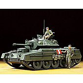 TAMIYA 37025 British Tank Mk.VI Crusader Mk.III Tank 1:35 Military Model Kit
