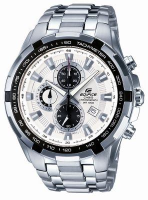 buy men s watches from our men s watches range tesco casio edifice mens chronograph watch ef 539d 7avef