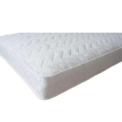 comfy living 3ft single damask mattress