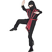 Child Ninja Costume Medium