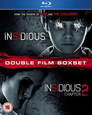 Insidious 1 & 2 Bluray