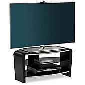 Alphason Francium Black TV Stand for up to 37 inch TVs