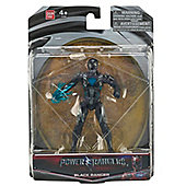 "Power Rangers Movie 5"" Action Figure - Black Ranger"